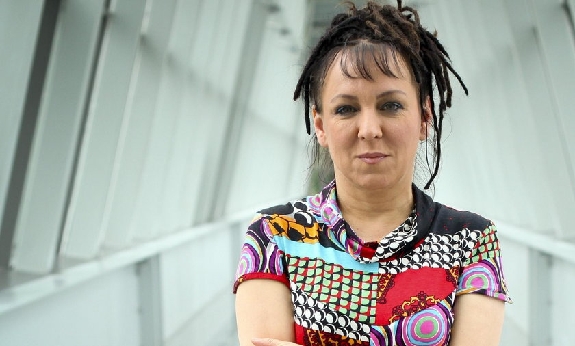 Olga Tokarczuk otrzymała Nobla