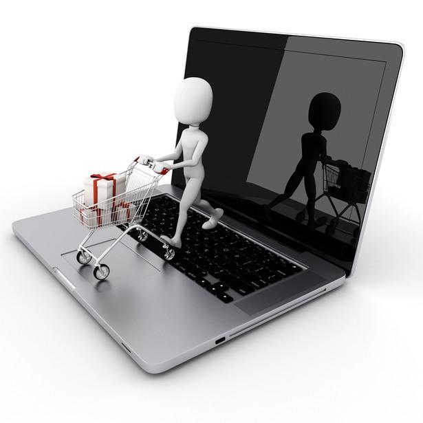 e-zakupy, internet