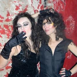Ramona i Jarosińska balowały razem w Halloween!
