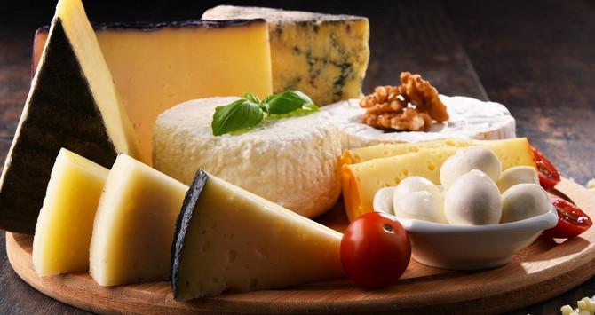 Jedite sir kao začin, a ne kao glavni obrok