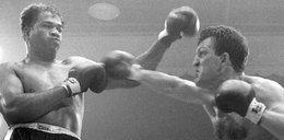 Nie żyje bokser, pogromca słynnego Muhammada Alego!