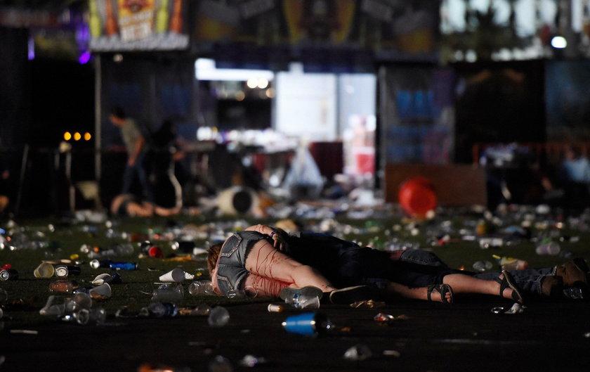 Strzelanina na koncercie. Dziesiątki rannych