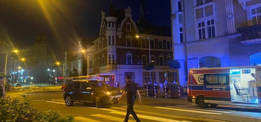 Śmierć uczestniczki wieczoru panieńskiego w Nysie. Wpadła pod ciuchcię. Te zdjęcia zrobiono po tragedii