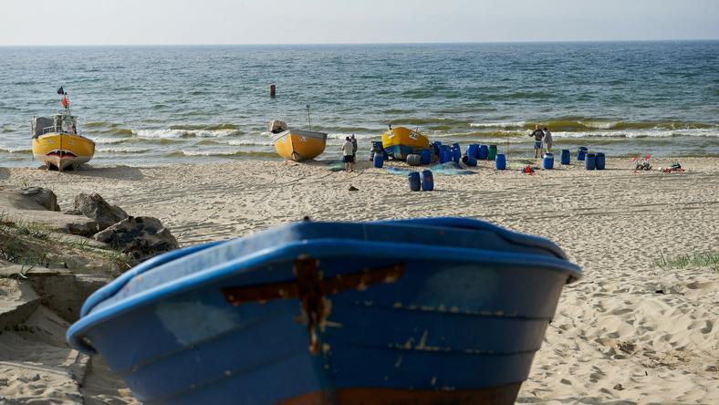 Piaski są jedną z lokalizacji planowanego przekopu mierzei, który umożliwi połączenie Zalewu Wiślanego z Zatoką Gdańską
