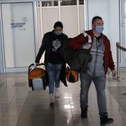Aerodrom Nikola Tesla, Er Srbija, naši ljudi iz Bratislave