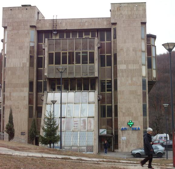 Zgrada Doma zdravlja u Majdanpeku