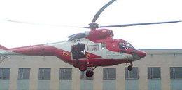 Dramatyczna akcja ratunkowa w Małopolsce