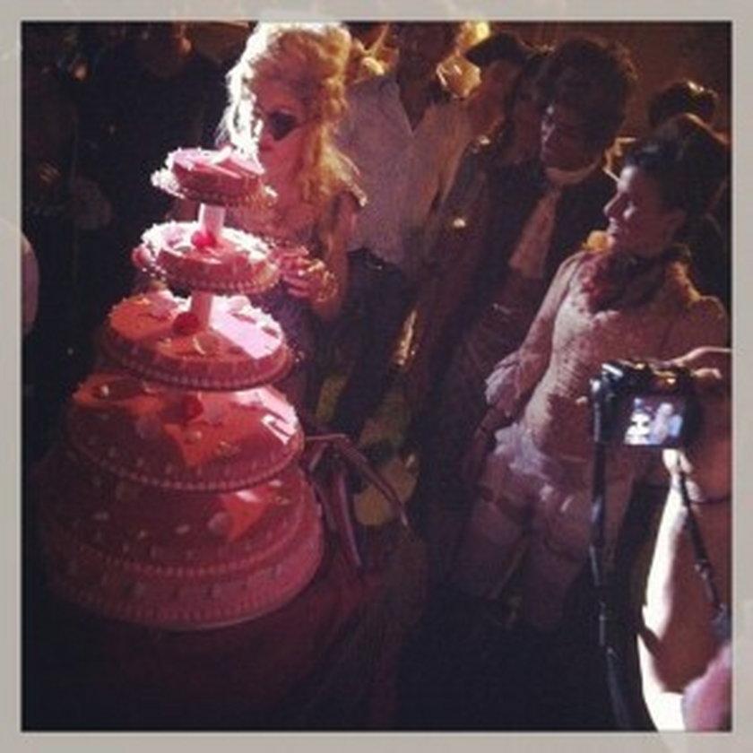 Urodziny Madonny