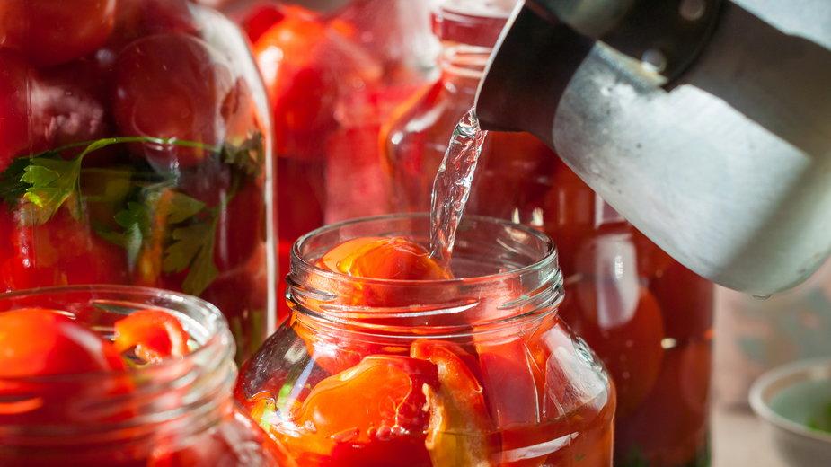 Kiszenie pomidorów jest bardzo proste - bychykhin/stock.adobe.com
