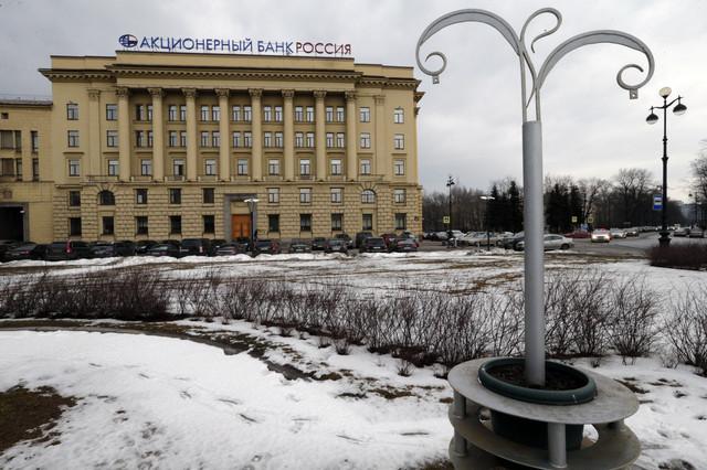 Banka Rusije