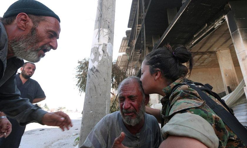 Ruszyła ofensywa na Mosul. Miasto odbijane z rąk dżihadystów.