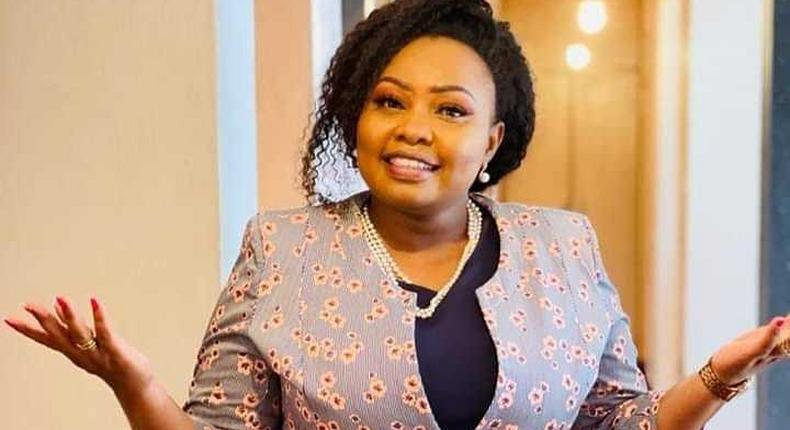 Senator Millicent Omanga