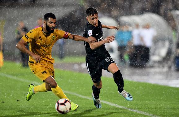 FK Partizan, FK Malatija, Fudbaleri Partizana