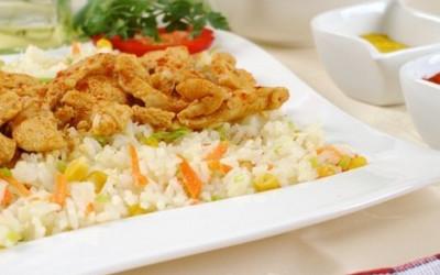 Kuchnia Arabska Ryż Z Kurczakiem