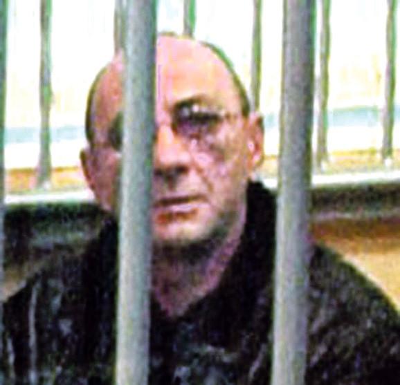 Iza rešetaka: Zoran Jotić Jotka
