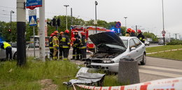Pijany kierowca spowodował śmiertelny wypadek w Łodzi. Prokurator: – Godził się, że zabije