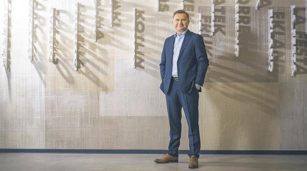 Krzysztof Pawiński - współzałożyciel i prezes zarządu Grupy Maspex, największego polskiego koncernu spożywczego