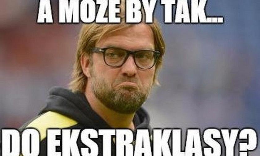 Memy komentujące odejście Juergena Kloppa z Borussii! Galeria