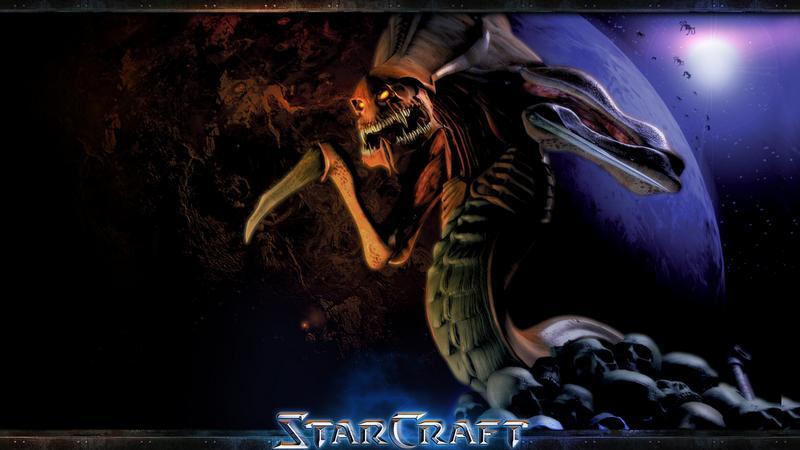Starcraft wraz z dodatkiem i nowym patchem za darmo