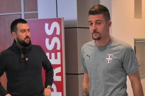 PROBLEMI ZA KRSTAJIĆA Sergej povređen, zameniće ga Maksimović