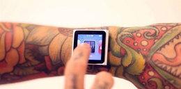 Wszczepił w rękę implanty na iPoda