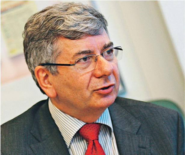 Maciej Bobrowicz, radca prawny, współzałożyciel i prezes zarządu Polskiego Stowarzyszenia Mediacji Gospodarczej Fot. Marek Matusiak