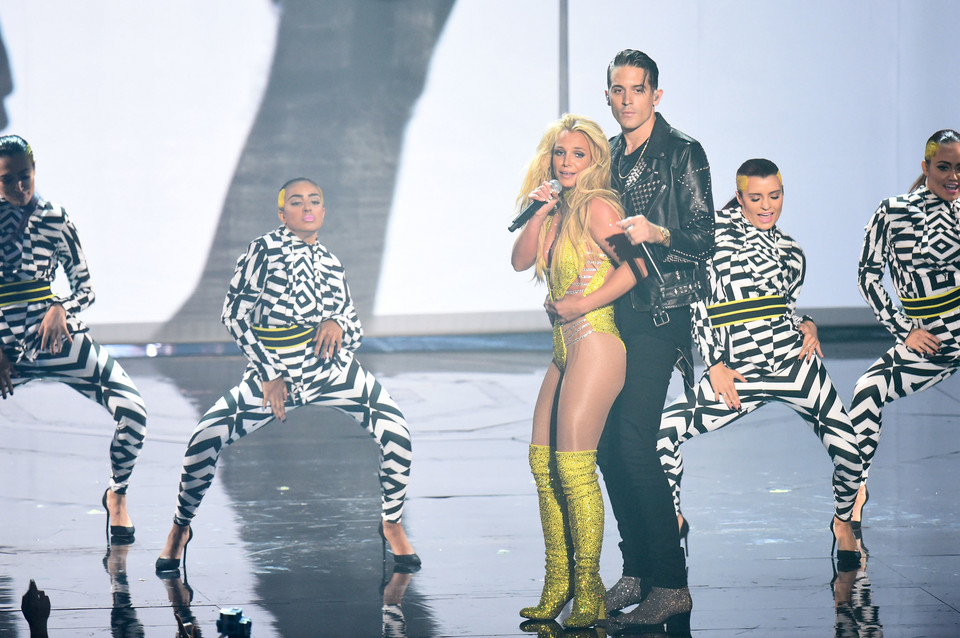 MTV Video Music Awards 2016: Britney Spears
