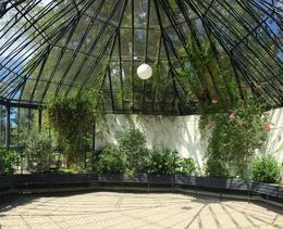 Design au Jardin botanique