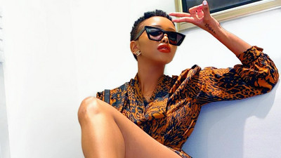 Don't be embarrassed of your hustle – Huddah Monroe as she reveals Millions made through her Onlyfans account