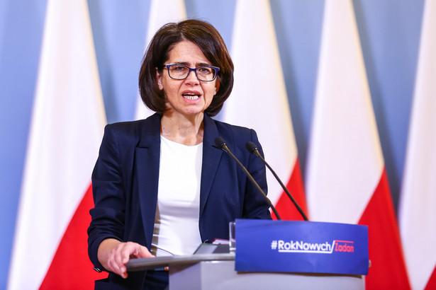 Sztandarowy projekt Anny Streżyńskiej miał być wdrożony we wrześniu.