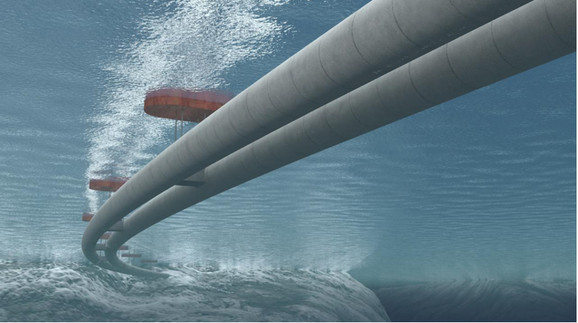 Podvodni tunel bi skratio putovanje kroz Norvešku