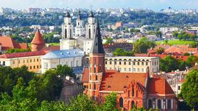 Największe atrakcje Litwy