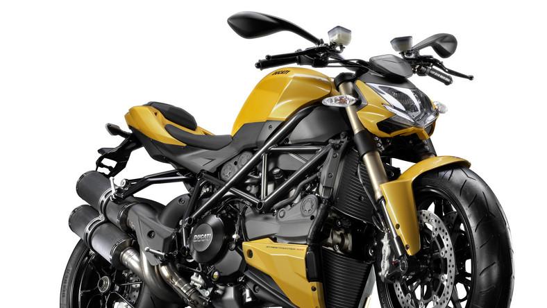 Ducati Stretfighter 848