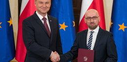 To dlatego Łapiński odszedł z Pałacu? Ujawniono kulisy rezygnacji