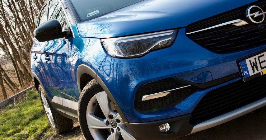 Opel Grandland X Suv Test Price Features