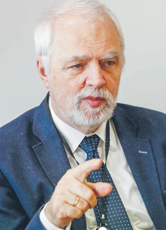 Jan Olbrycht, europoseł PO, sprawozdawca ds. europejskiego budżetu w Parlamencie Europejskim  fot. PE
