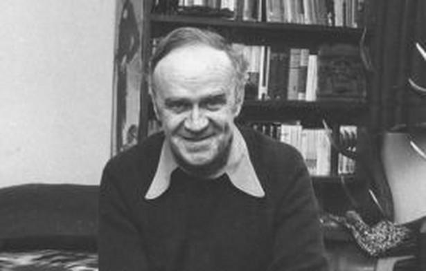 Roman Bratny, zdjęcie archiwalne z 1976 roku
