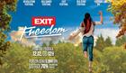 EXIT šalje globalnu poruku sa svih pet festivala u 2018: Izlaz je SLOBODA!