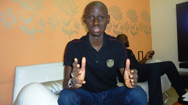 Timi Frank is famed for his fake news (Vanguard)