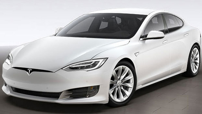 Tesla Model S P100D z rekordem od 0 do 60 mph