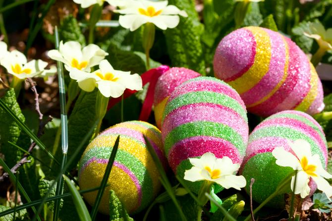 Napravite kristalno jaje