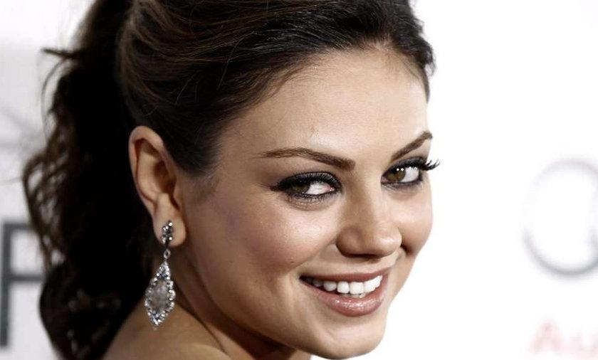 Piękna aktorka była niewidoma!