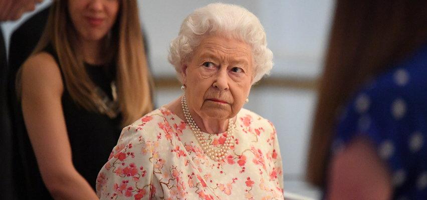 To powiedziała królowa na wieść o śmierci Diany