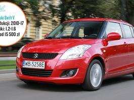 Suzuki Swift V: Dobry wybór do miasta