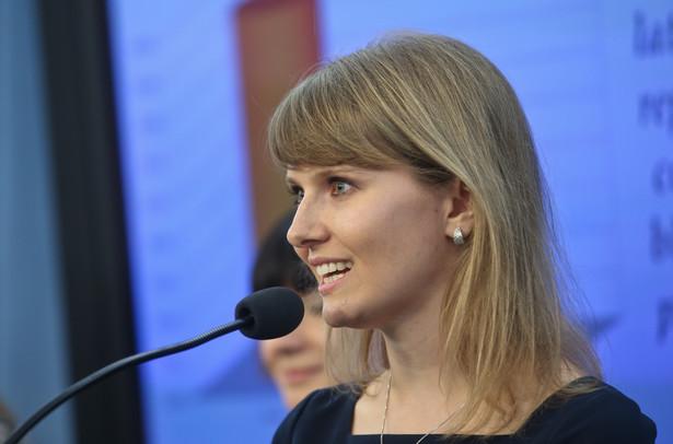 Magdalena Korzekwa-Kaliszuk, prawniczka zaangażowana w działalność pro-life, psycholog