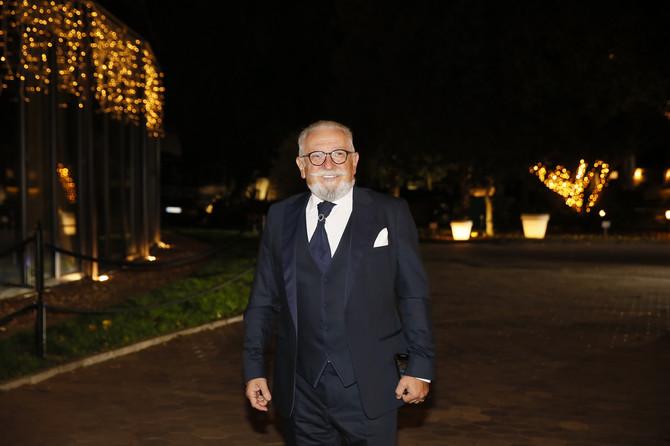Elegantni Željko Samaradžić