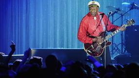 Chuck Berry wraca z nową muzyką po 38 latach
