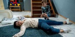 """Dramat w """"M jak miłość"""". Czy Kinga przeżyje upadek ze schodów?"""