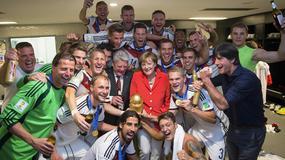 MŚ 2014: tak Niemcy świętowali zwycięstwo