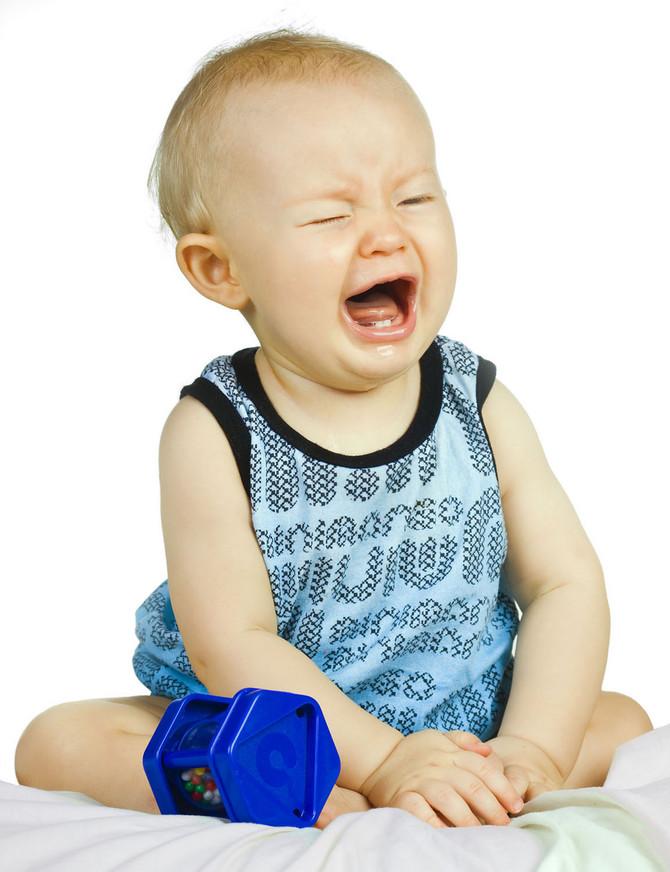 Ne paničite, bebin plač neće trajati doveka